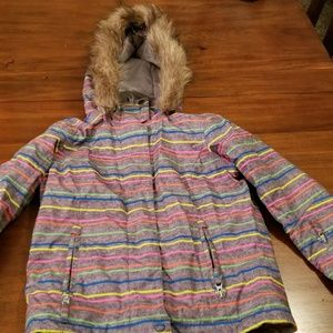 Roxy girls coat